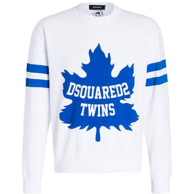 DSQUARED2 dsquared2 Sweatshirt weiss