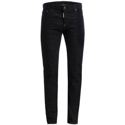 DSQUARED2 dsquared2 Jeans Slim Fit schwarz