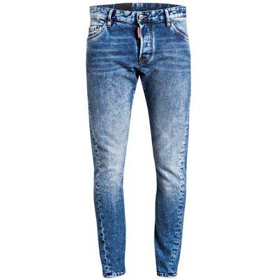 DSQUARED2 dsquared2 Jeans Sexy Twist Slim Fit blau