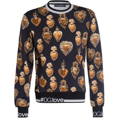 DOLCE & GABBANA Dolce&Gabbana Sweatshirt schwarz