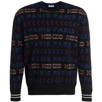 Kenzo Pullover schwarz