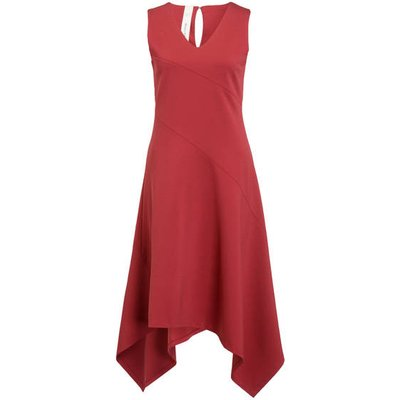 Marc O'polo Pure Jerseykleid rot