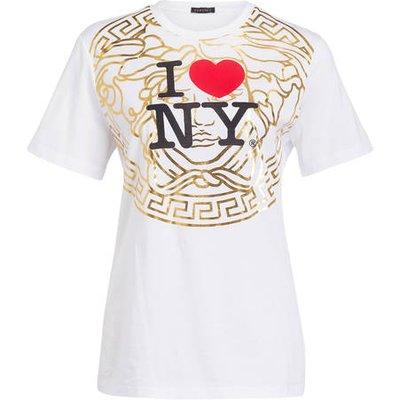 Versace T-Shirt weiss