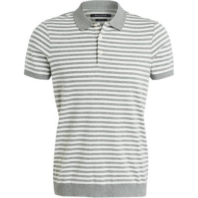 Marc O'polo Poloshirt Shaped Fit weiss