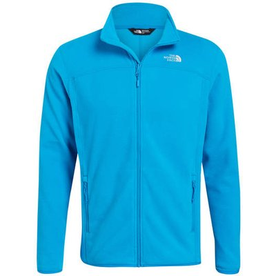 The North Face Fleecejacke 100 Glacier blau