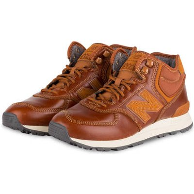 New Balance Sneaker braun