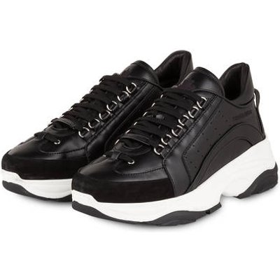 DSQUARED2 dsquared2 Sneaker Bumpy 551 weiss