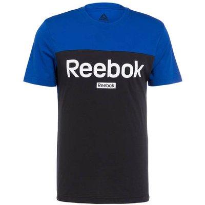 REEBOK Reebok T-Shirt Essentials Linear Logo blau