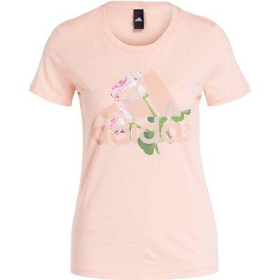 Adidas T-Shirt rosa