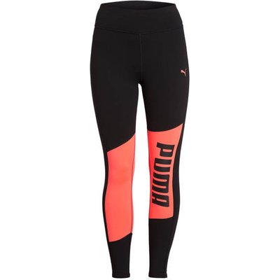 Puma 7/8-Tights Logo Graphic schwarz