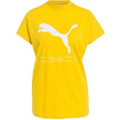 Puma T-Shirt Nu-Tility gelb