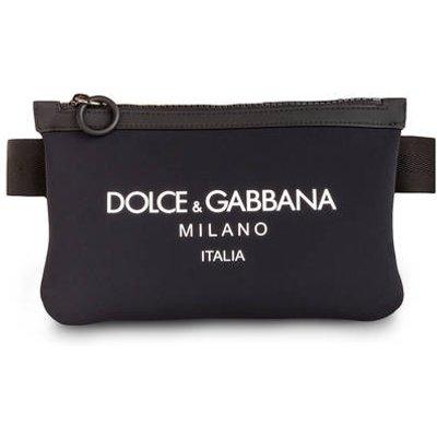 DOLCE & GABBANA Dolce&Gabbana Gürteltasche schwarz