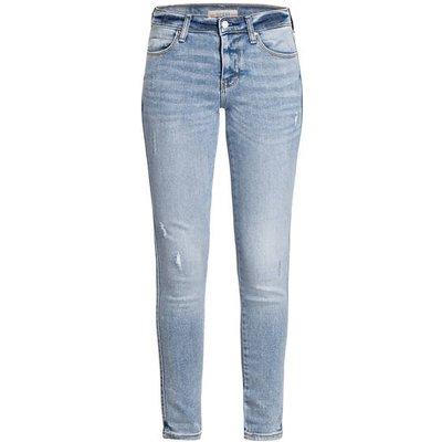 Guess 7/8-Skinny-Jeans Sexy Curve blau