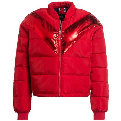 GUESS Guess Steppjacke Laurie rot