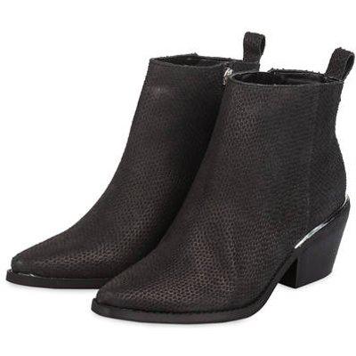 Guess Cowboy Boots Nisha schwarz