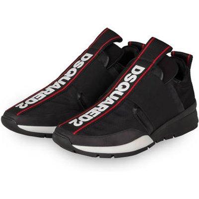 DSQUARED2 dsquared2 Sneaker Evolution Tape schwarz