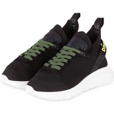 DSQUARED2 dsquared2 Sneaker Speedster schwarz
