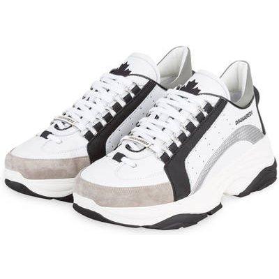 DSQUARED2 dsquared2 Sneaker Bumpy 551 grau
