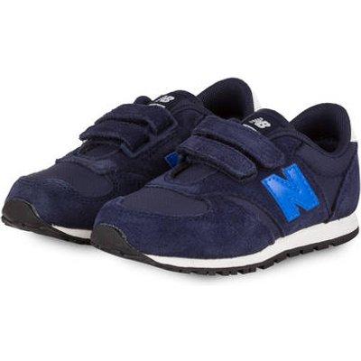New Balance Sneaker 420 Velcro blau