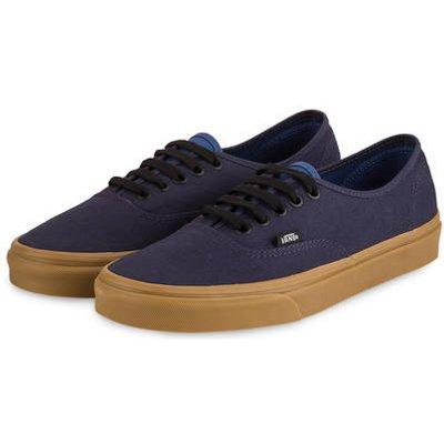 VANS Vans Sneaker Authentic blau