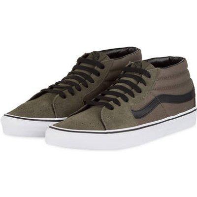 VANS Vans Hightop-Sneaker sk8-Mid gruen