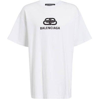 Balenciaga T-Shirt weiss