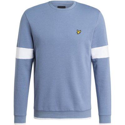 Lyle & Scott Sweatshirt blau