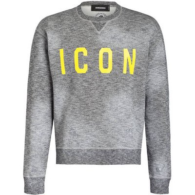 DSQUARED2 dsquared2 Sweatshirt Icon grau