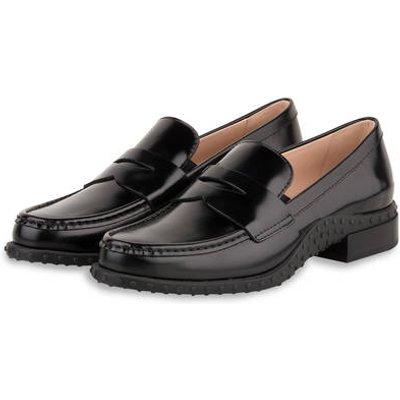 Tod's Penny-Loafer schwarz