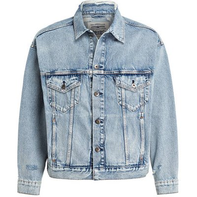Levi's® Jeansjacke blau