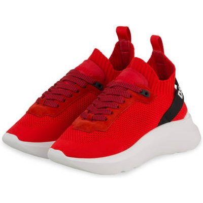 DSQUARED2 dsquared2 Plateausneaker rot