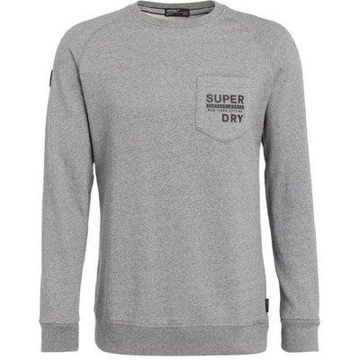 Superdry Sweatshirt grau