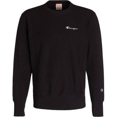Champion Sweatshirt schwarz
