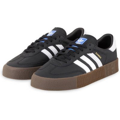ADIDAS Adidas Originals Sneaker Sambarose schwarz