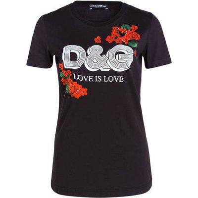 DOLCE & GABBANA Dolce&Gabbana T-Shirt schwarz