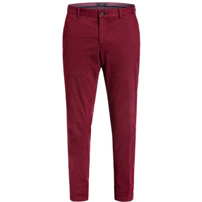 Tommy Hilfiger Chino Slim Fit rot