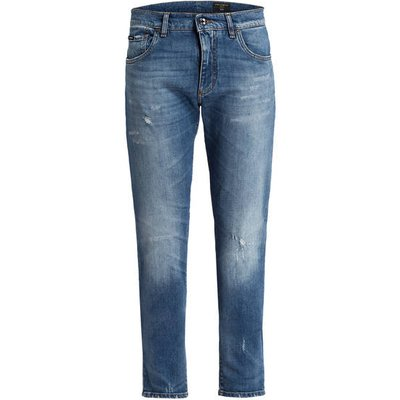 DOLCE & GABBANA Dolce&Gabbana Jeans Slim Fit blau