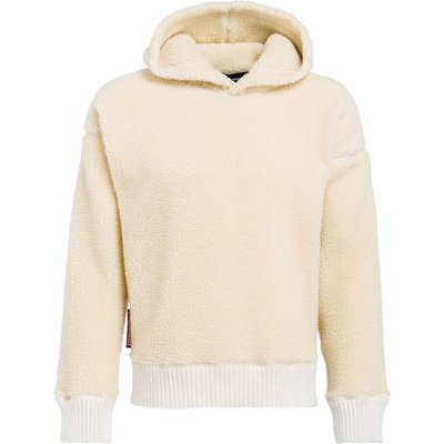 DSQUARED2 dsquared2 Teddyfell-Hoodie beige