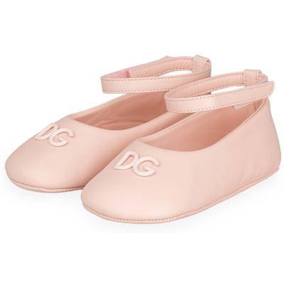 DOLCE & GABBANA Dolce&Gabbana Ballerinas rosa
