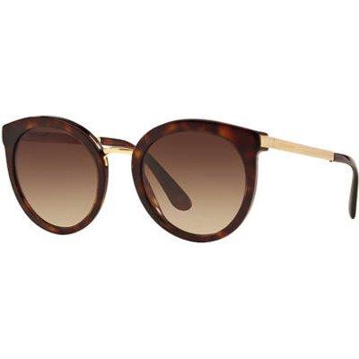 DOLCE & GABBANA Dolce&Gabbana Sonnenbrille Dg 4268 gruen
