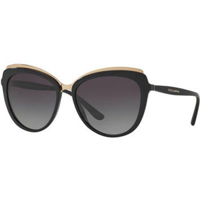 DOLCE & GABBANA Dolce&Gabbana Sonnenbrille Dg 4304 schwarz | DOLCE & GABBANA SALE