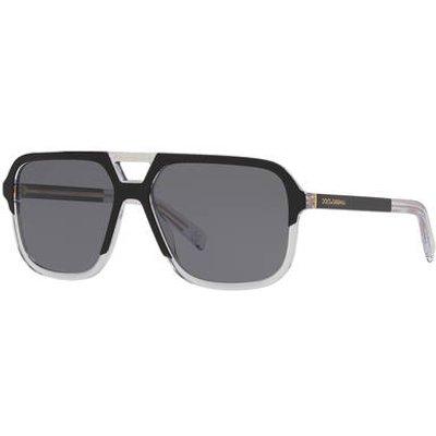 DOLCE & GABBANA Dolce&Gabbana Sonnenbrille Dg 4354 schwarz