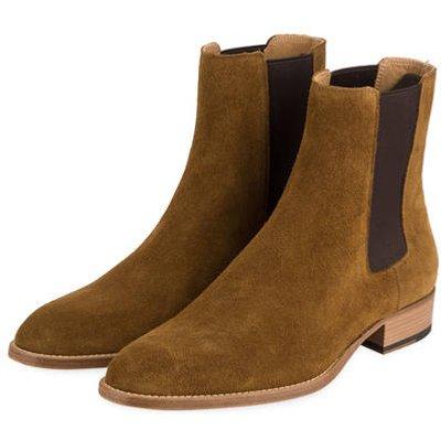 Sandro Chelsea-Boots braun