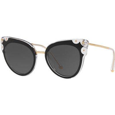 DOLCE & GABBANA Dolce&Gabbana Sonnenbrille dg4340 schwarz