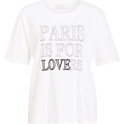 Sandro T-Shirt weiss