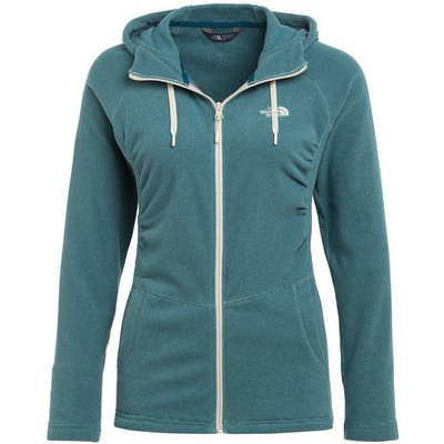 The North Face Fleecejacke Mezzaluna blau