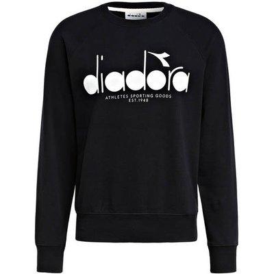 Diadora Sweatshirt schwarz