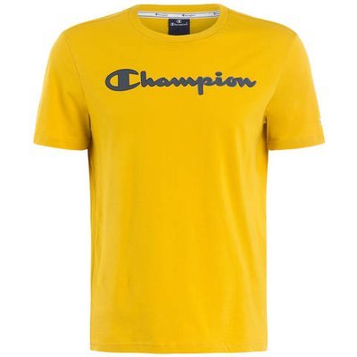 Champion T-Shirt gelb