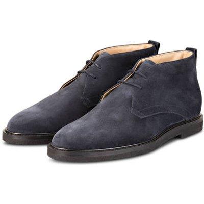 Tod's Desert-Boots blau