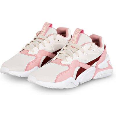 Puma Plateau-Sneaker Nova rosa